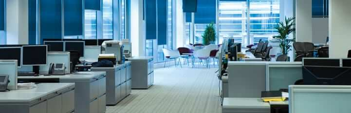 Access Flooring Solution for Commercial Offices