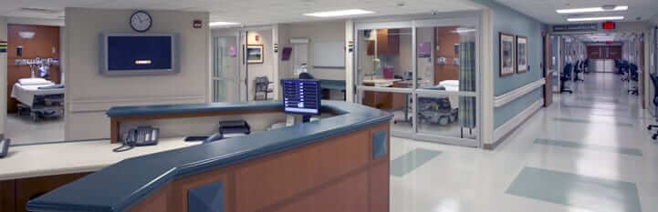 Access Flooring Solutions for Hospital and Medical Facilites