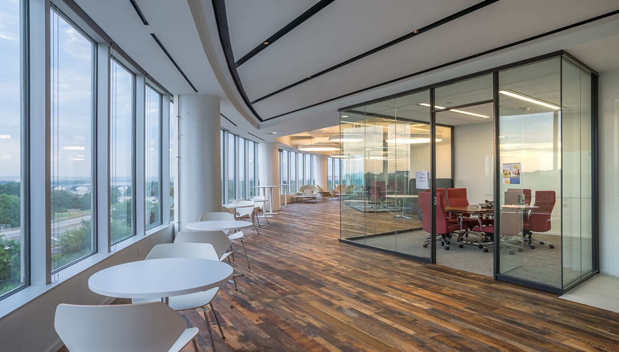 Raised Floor in Politico Commercial Offices