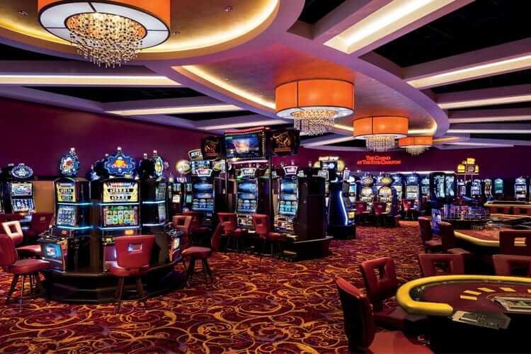 Casino Flooring