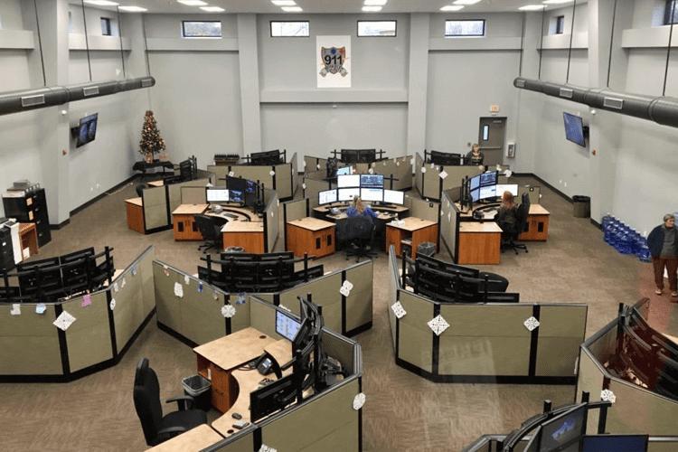 Emergency Operations Access Flooring