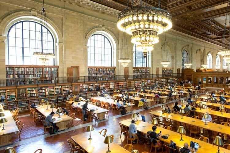 Library Access Flooring