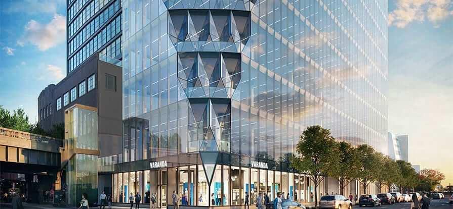 Modern Building Designs: 40 Tenth Avenue- New York City