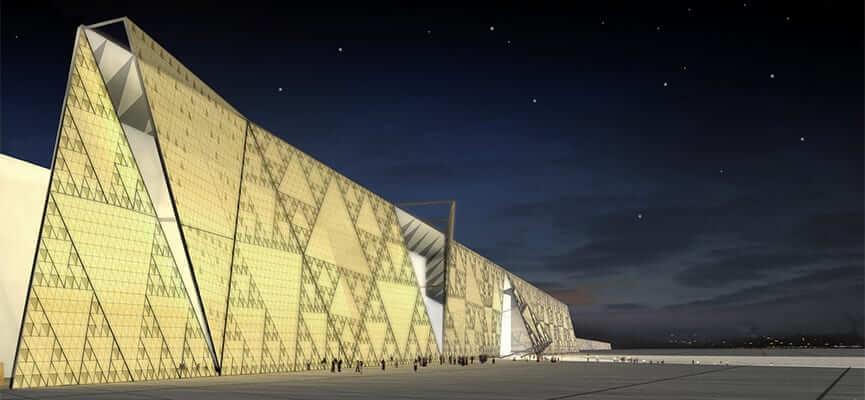 Grand Egyptian Museum- Giza