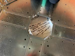GRIDD Install - Signing Floor