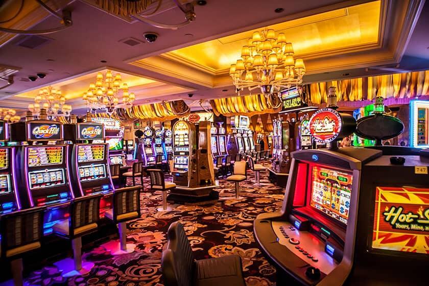 raised floor casinos
