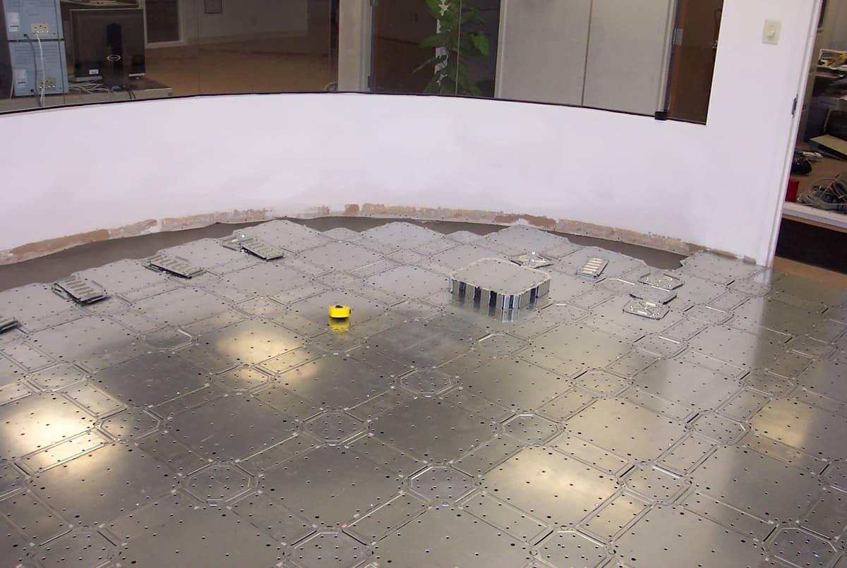 raised floor Renovations
