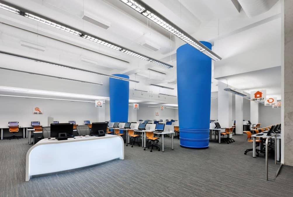 raised floor computer rooms