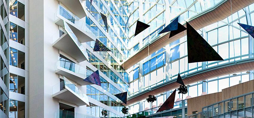 Amsterdam, Holland - The Edge Building
