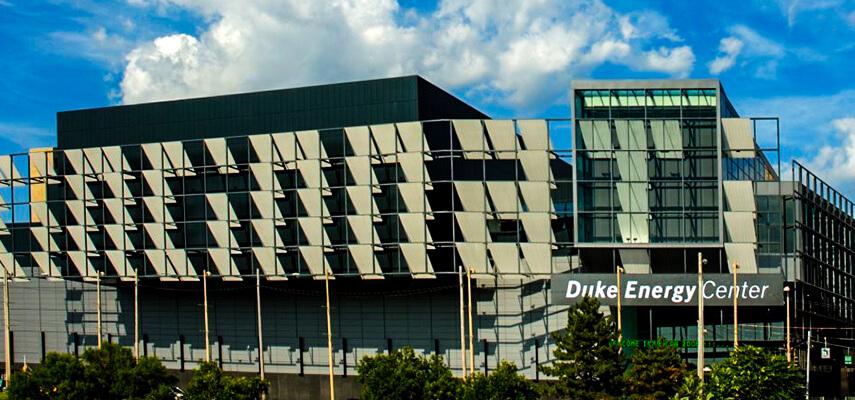 Charlotte, North Carolina - Duke Energy Center
