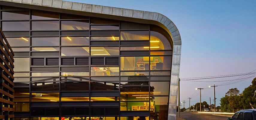 Melbourne Australia - Hindmarsh Shire Council Corporate Centre